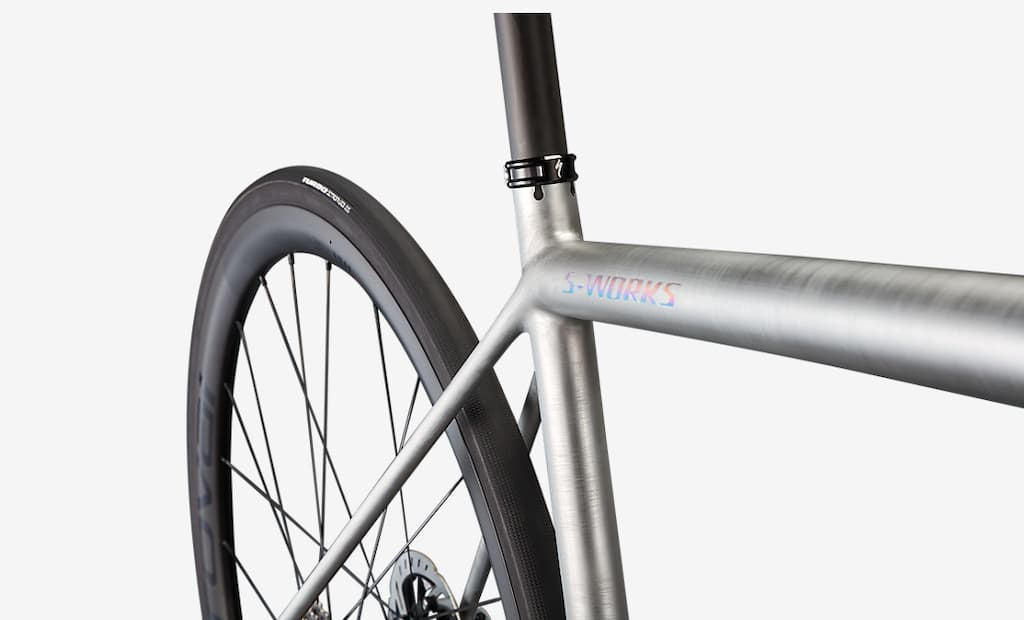 S-Works Aethos - Founder's Edition Rahmen
