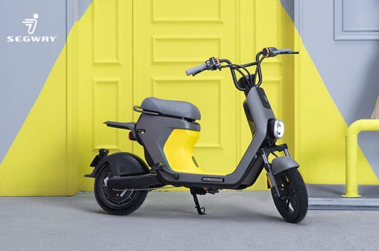 Segway E-Bike eMoped C80