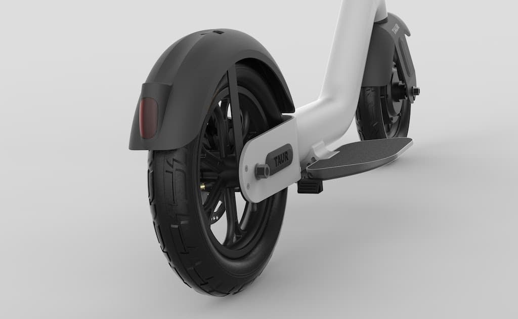 TAUR Scooter - Details und Verarbeitung