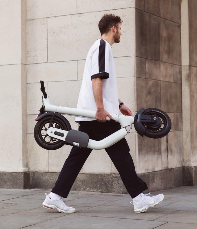 TAUR Road Scooter ist leicht tragbar