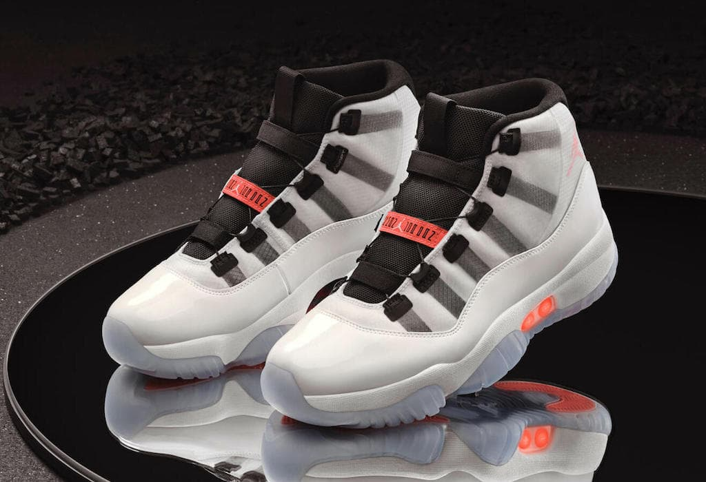 Air Jordan XI Adapt Sneaker
