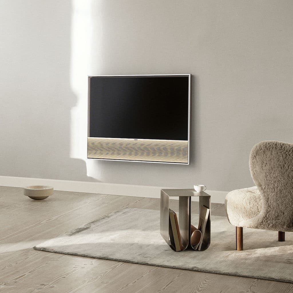 BeoVision Contour OLED-TV in Gold