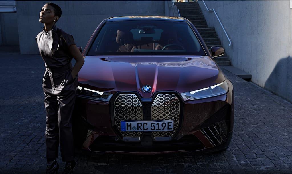 BMW iX Elektroauto für 2021 geplant