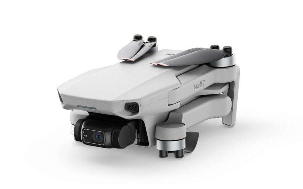 DJI Mini 2 Quadkopter