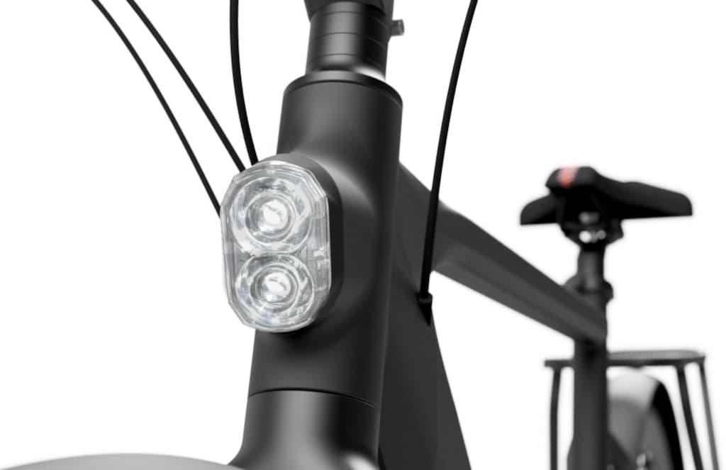 E-Bike Furo Aventa Detailansicht