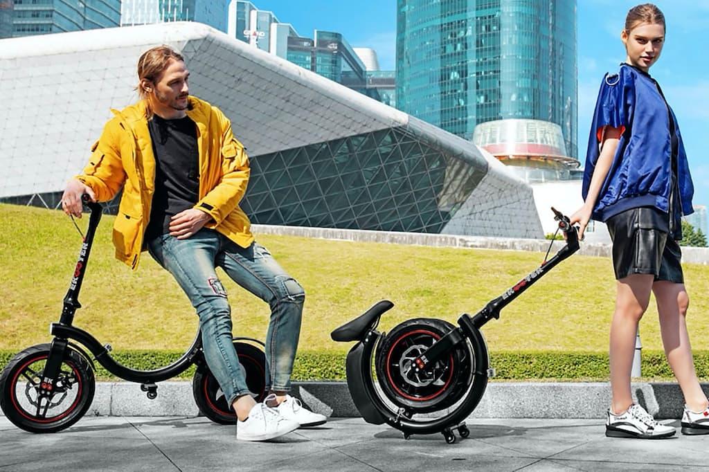 EKOOTER E-Bike von Ekoo