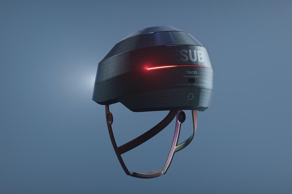ESUB Tracks Helmet Abbildung