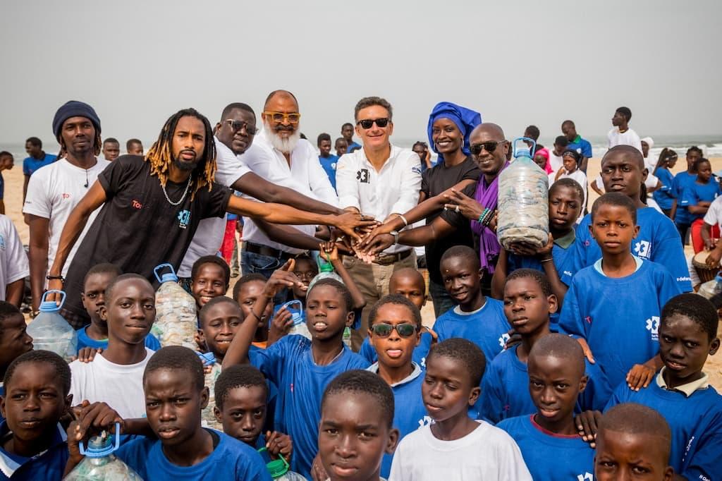 Extreme E Vorbereitung im Senegal