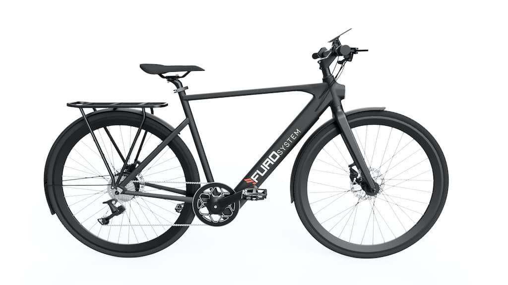 Furo Aventa E-Bike - Pedelec
