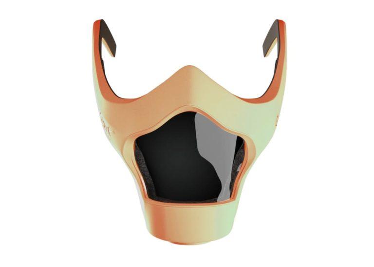 Glask Gold Gesichtsmaske