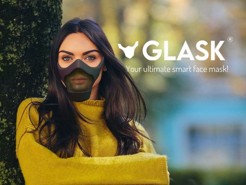 Glask - HighTech Maske aus Toronto