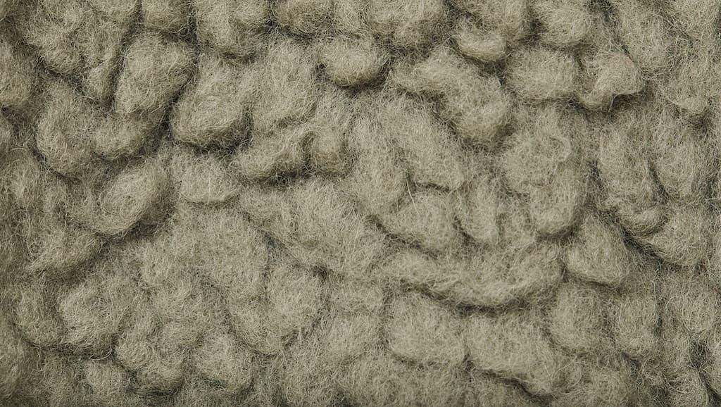 Ice Age Fleece Jacke aus recycelter Schafwolle