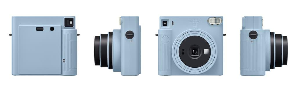 Design-Ansichten instax Square SQ1 Kamera