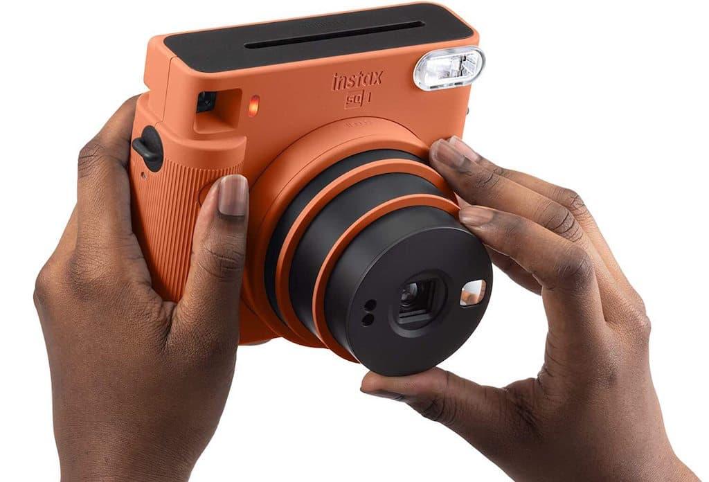 Sofortbildkamera instax Square SQ1