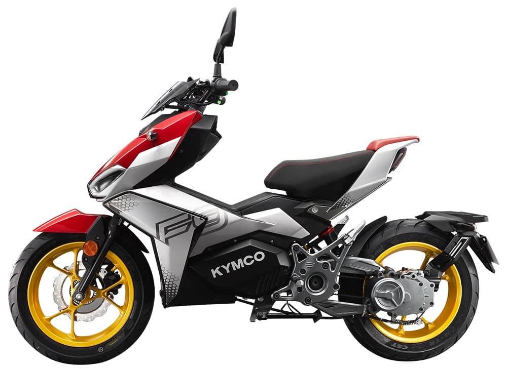 Kymco F9 E-Scooter 2020