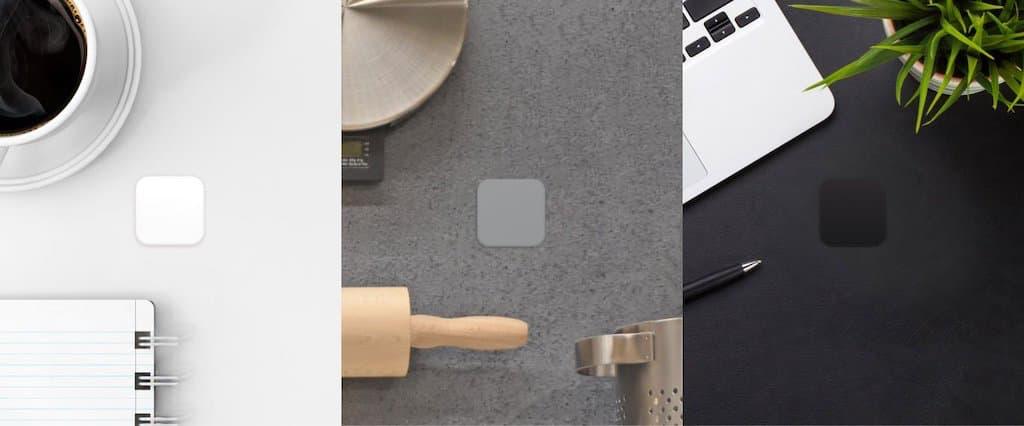 LinkDesk Smart Tags - neutrale Farben