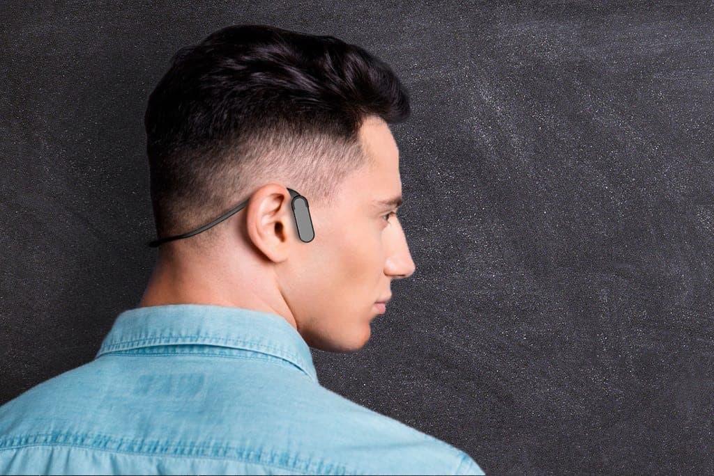 Aufklebbare Kopfhörer LuDBeat One