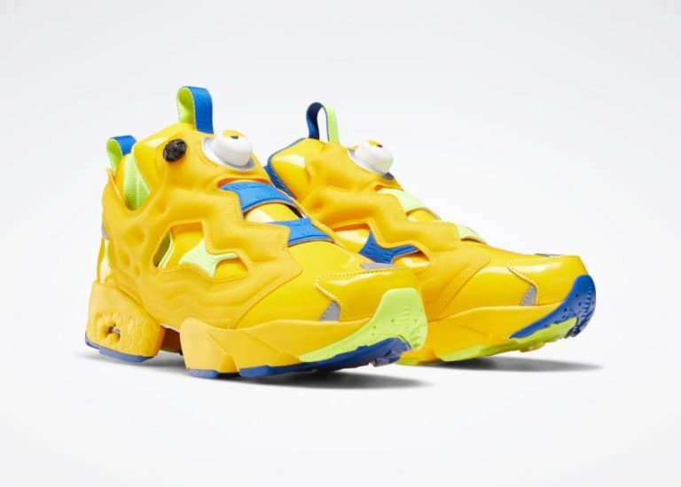 MINION INSTAPUMP FURY SHOES - Reebok x Minion Kollektion