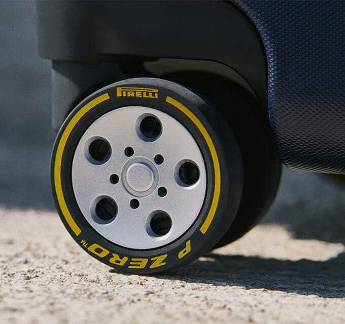 Pirelli Reifen - MYX4810 Montblanc Cabin Trolley