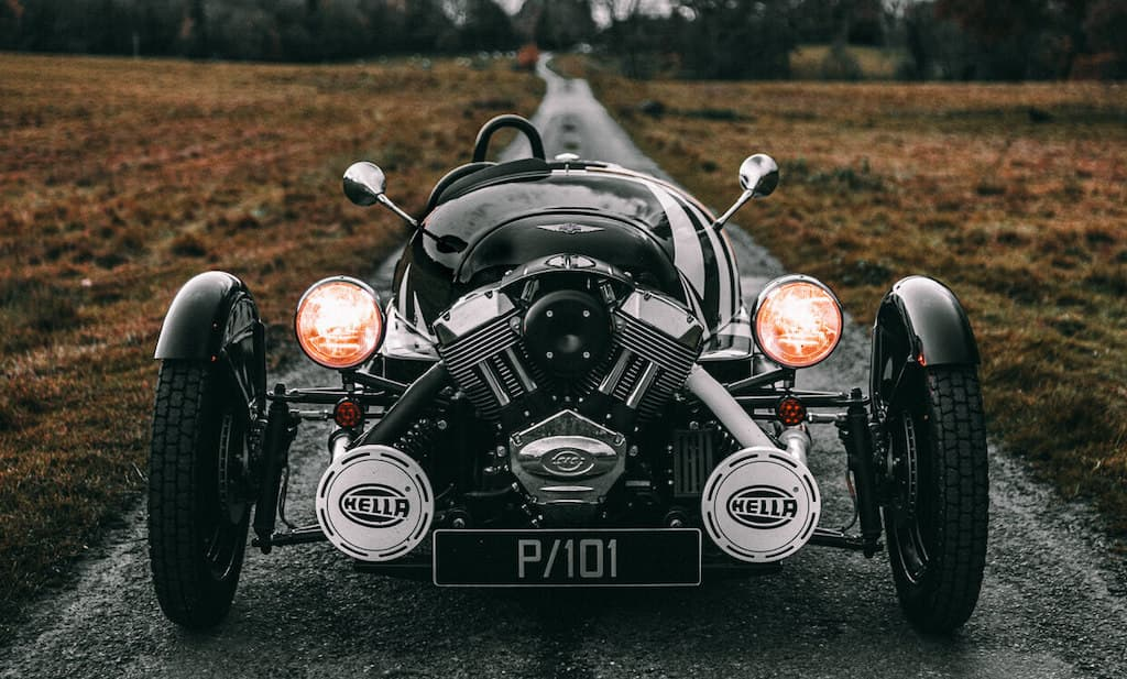 3 Wheeler Edition Morgan P101