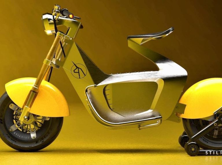 Stilride - The Sports Utility Scooter