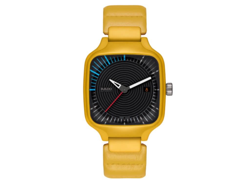 True Square Tej Chauhan Uhr von Rado