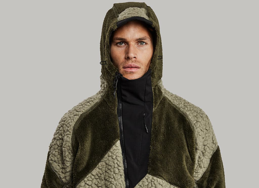Vollebak Ice Age Fleece