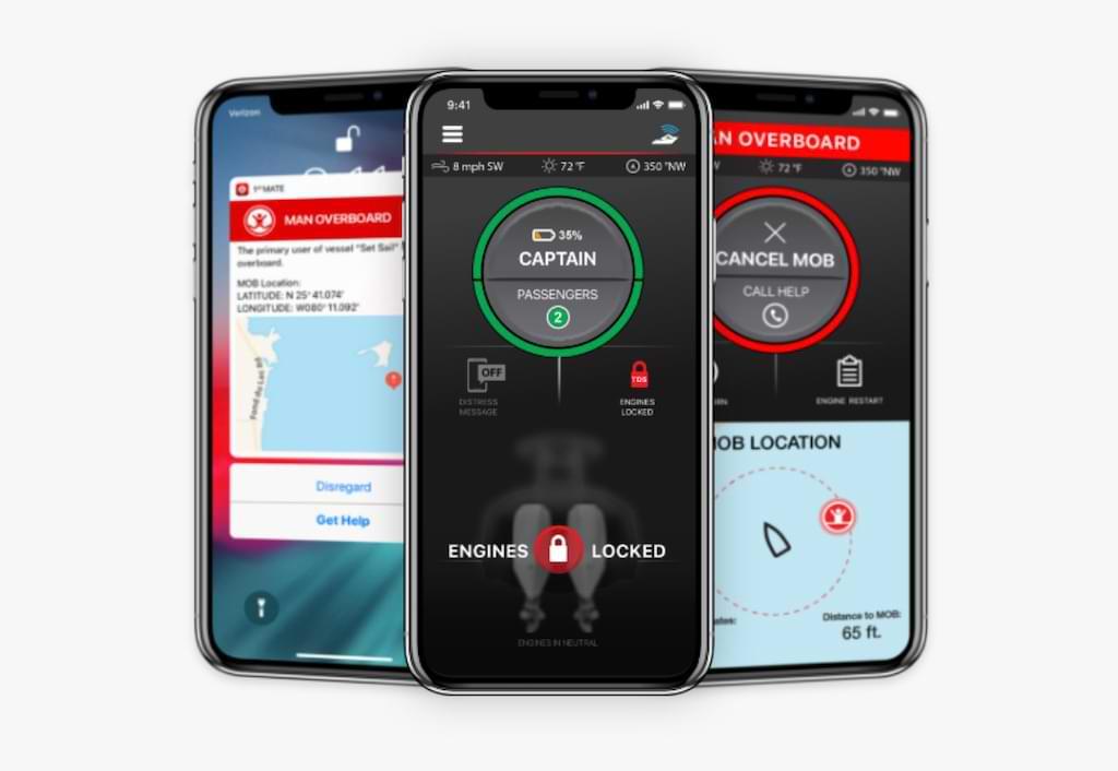 1st Mate Smartphone-App