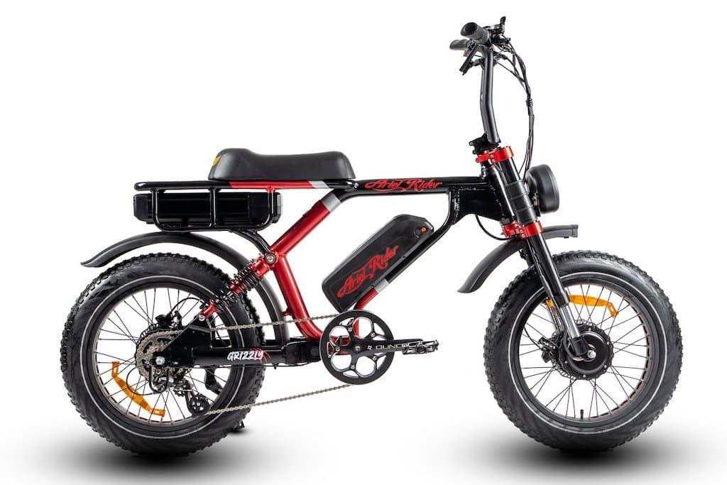 Grizzly E-Bike/Moped von Ariel Rider