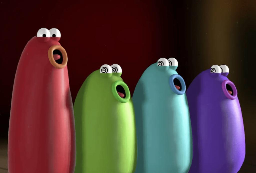 Blob Opera von Google Arts & Culture