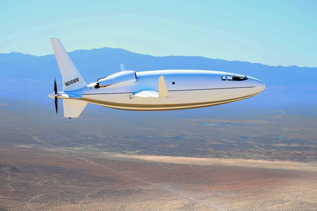Otto Aviation Celera 500L Flugzeug