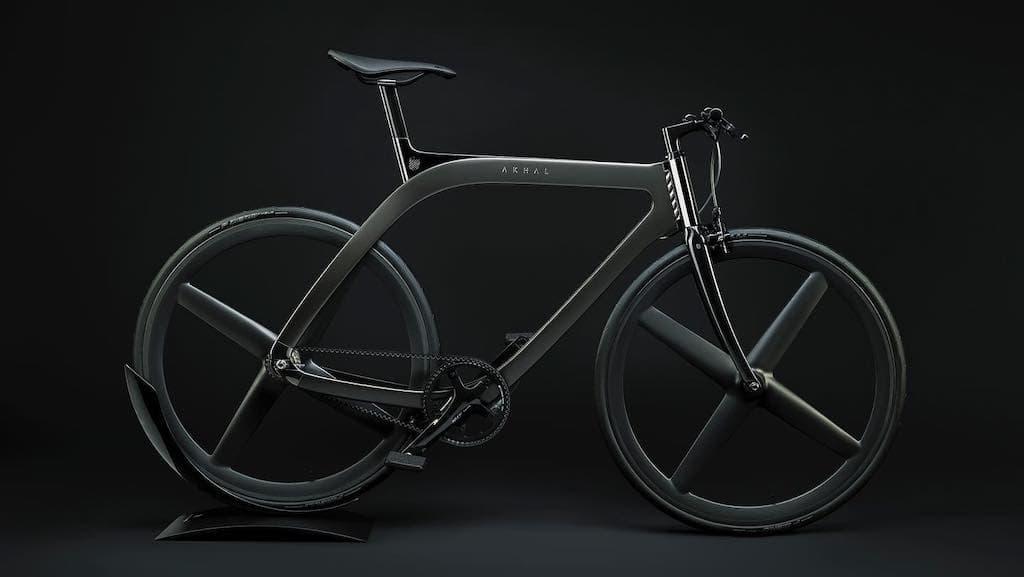 Extans Akhal Shadow Luxus-Bike