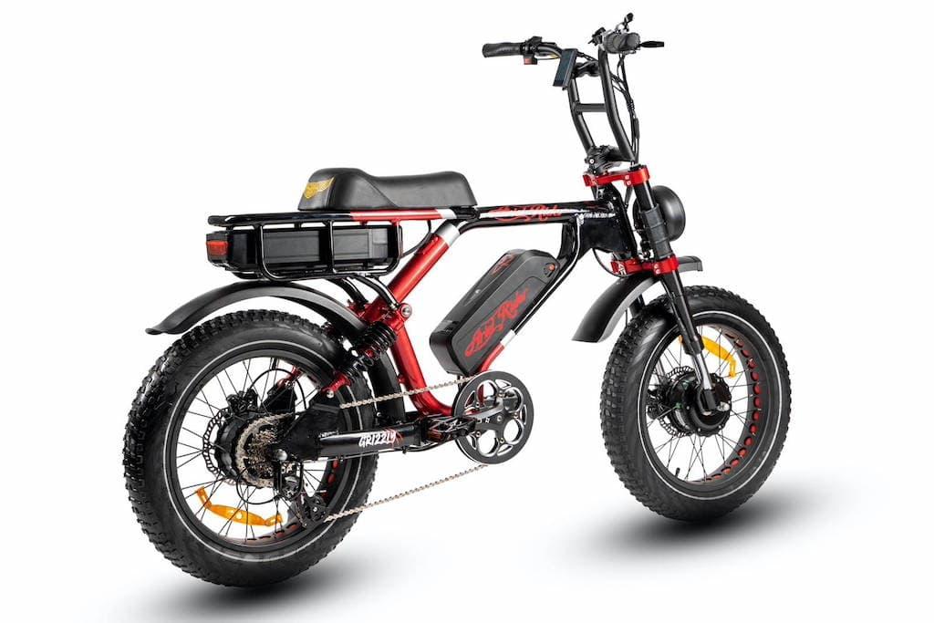 Das Ariel Rider Grizzly E-Bike