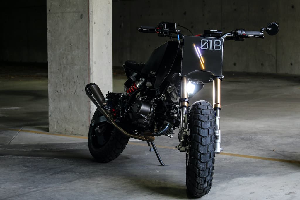Droog Moto Mini Fighter DM-018