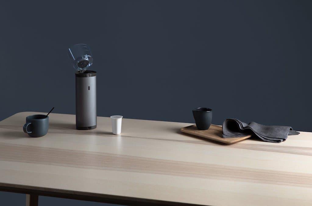 Die mobile Kaffeemaschine OSMA