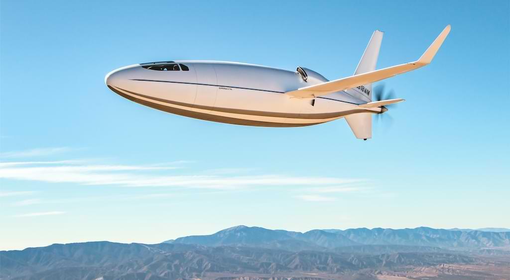 Otto´s Celera 500L Flugzeug