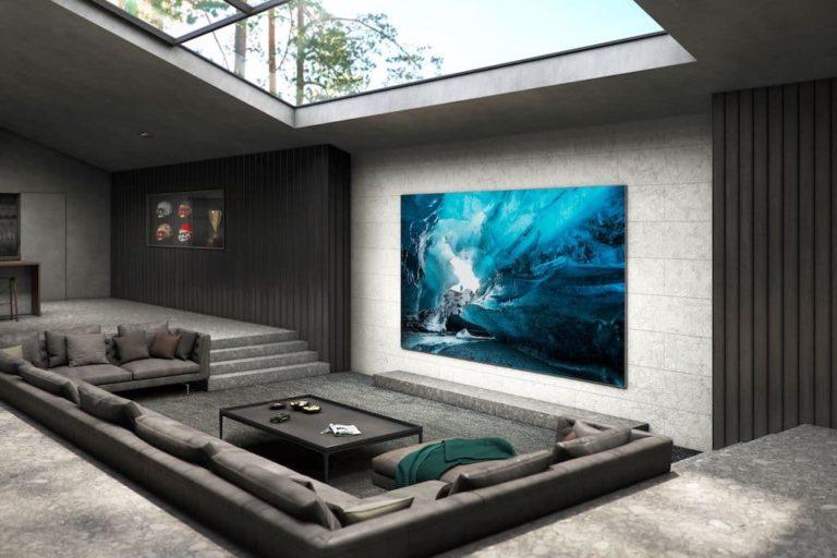 Samsung 110 Zoll Micro LED Fernseher