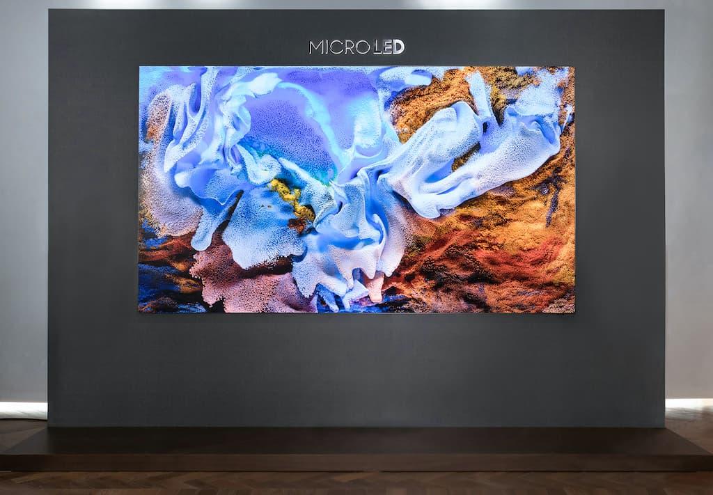 110 Zoll Micro LED von Samsung
