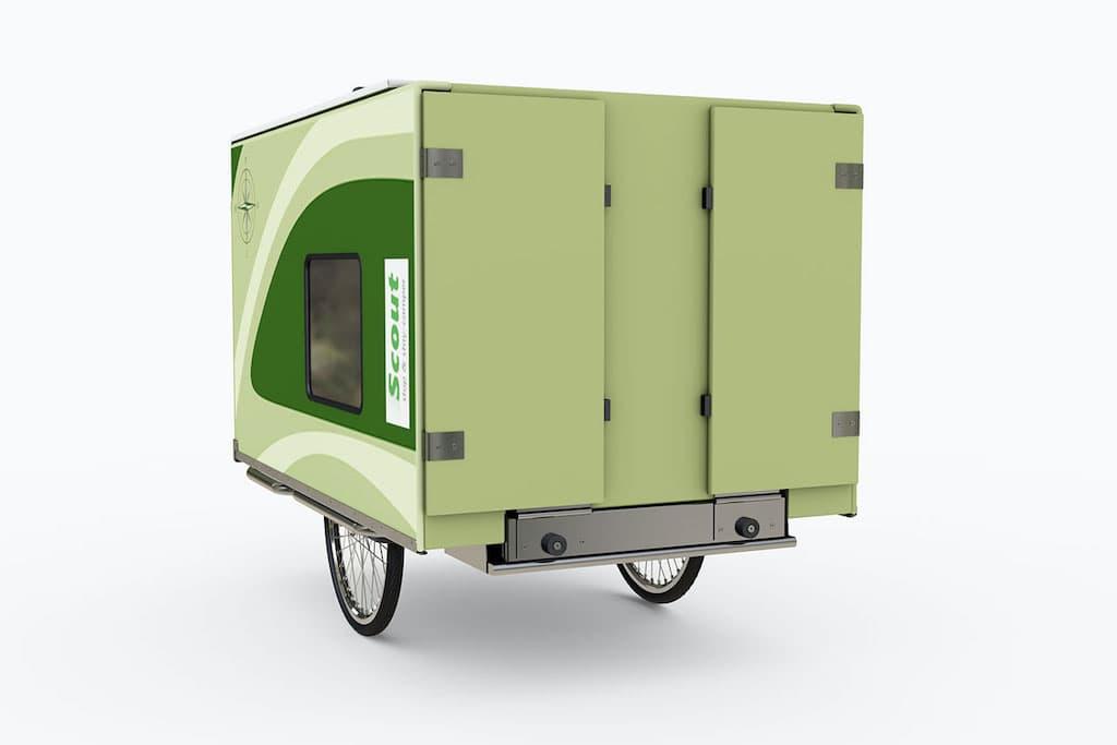 Scout Camper für das E-Bike