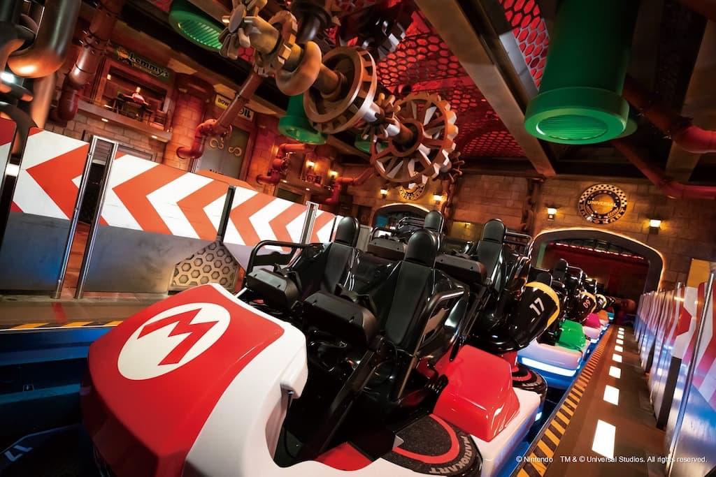 Super Nintendo World Japan - Mario Kart