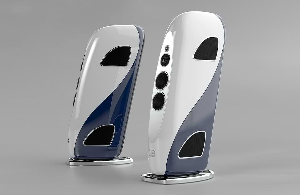 Tidal for Bugatti Lautsprecher