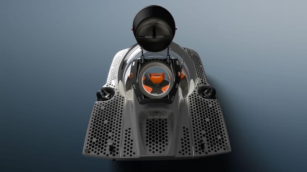 Einstiegsluke TRITON 3300/6 U-Boot