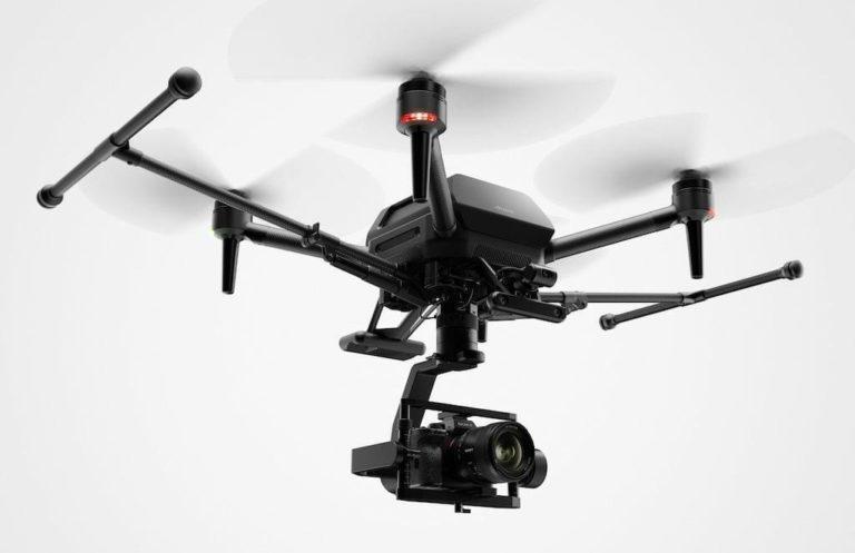 Airpeak Drohne von Sony