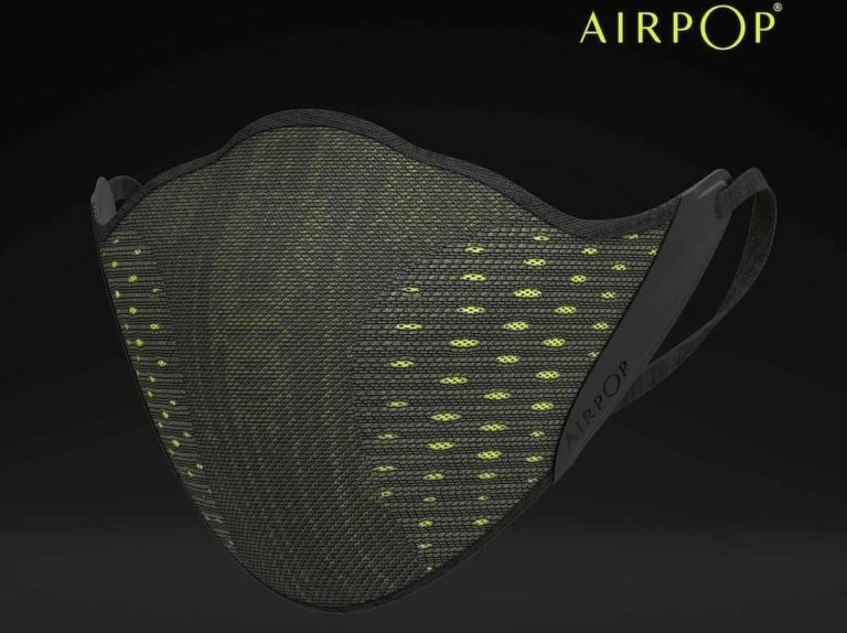 Airpophealth Gesichtsmaske AirPop