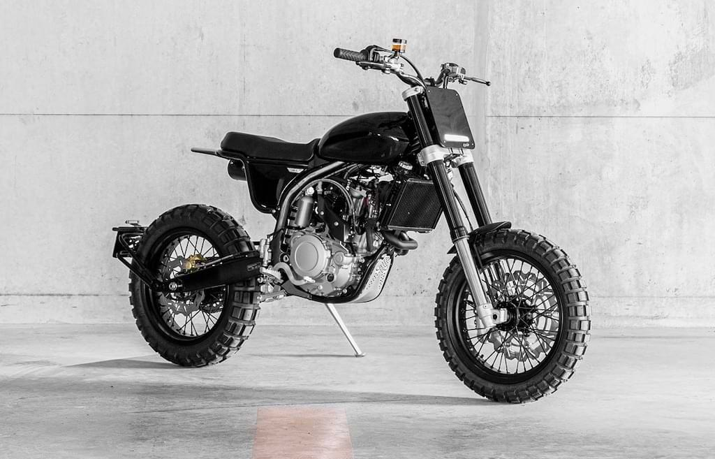 LM-S Motorrad von DAB Motors