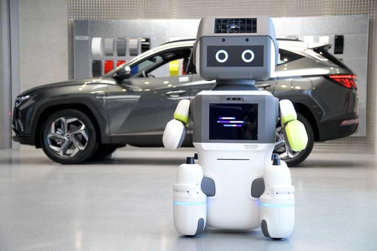DAL-e Roboter von Hyundai