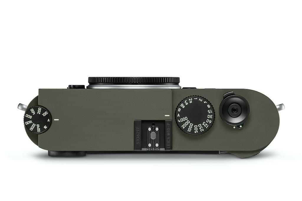 Bedienelemente: Leica M10-P Reporter