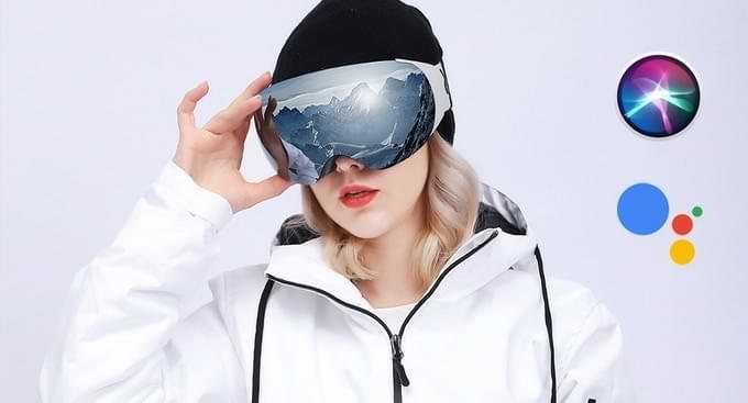 RyidaR LinkLens Skibrille