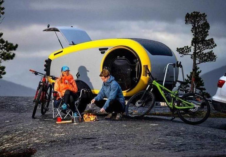MINK Camper 2.0 Caravan