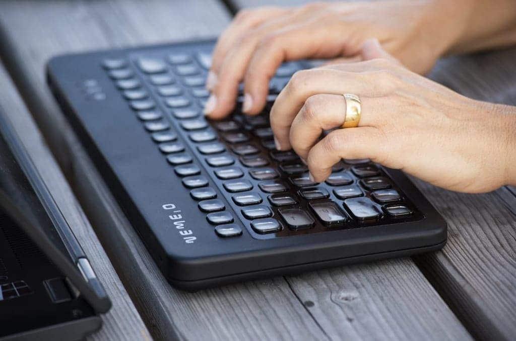 Nemeio Keyboard Tastatur